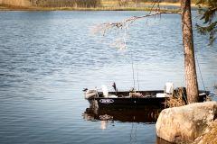 Renovera platsbåt